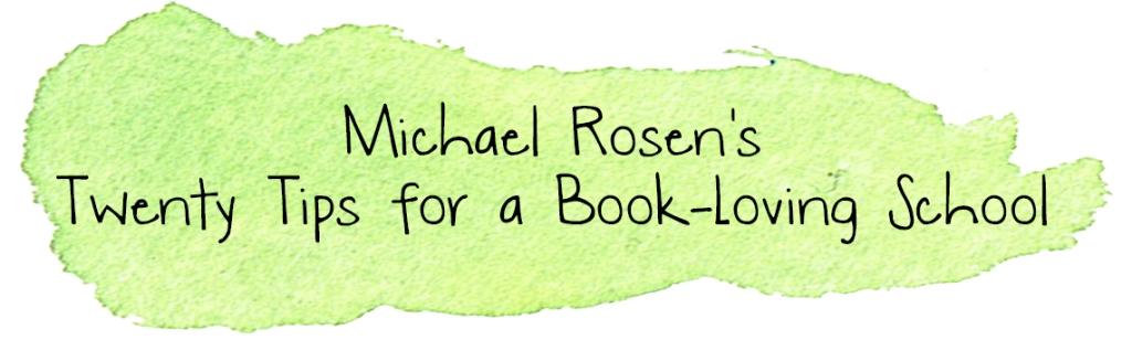 Michael Rosen heading