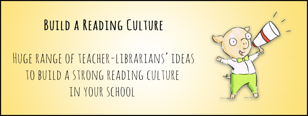 Reading culture heading